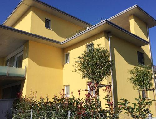 Residenza al Sole, Losone, 3½ locali duplex