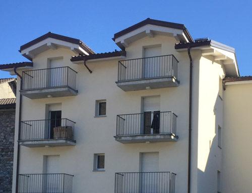 Casa Scarpetta, Losone, 3½ locali