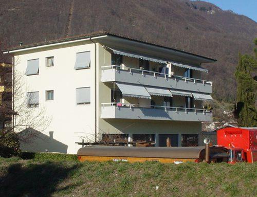 Casa Gialla, Losone, 3½ locali