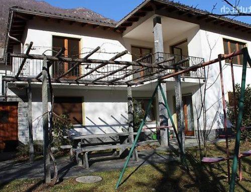 Appartamento in casa bifamigliare, Avegno, 4½ locali