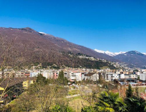 Residenza San Materno Losone, 4½ locali, 1° piano